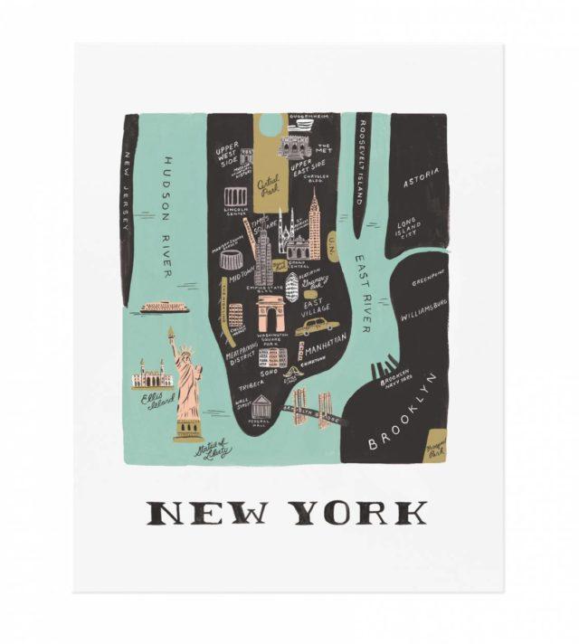 New York juliste   39,00 €
