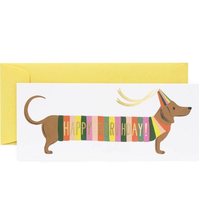 Hot Dog kortti   5,90 €