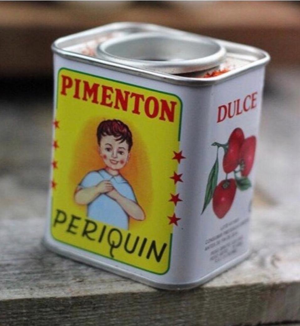 Pimenton Periquin paprika
