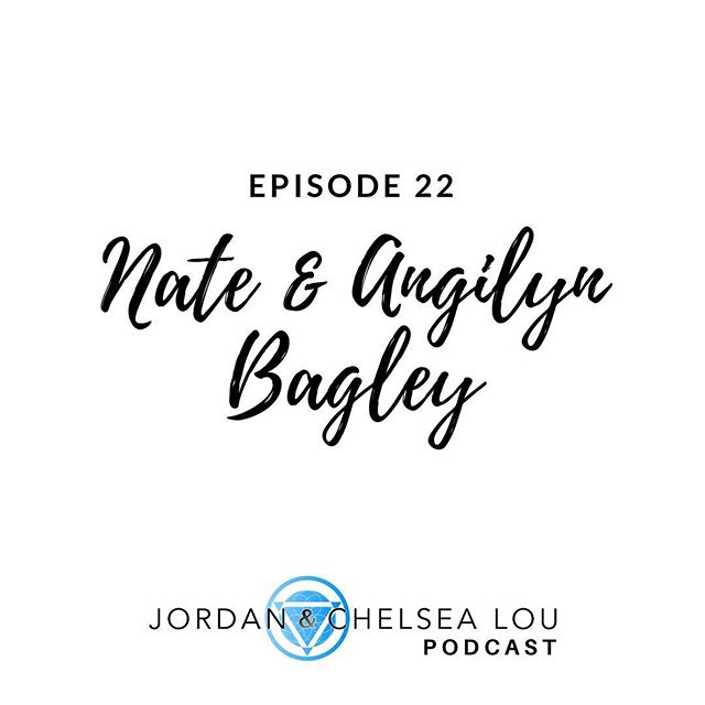 In this episode we interviewed Nate and Angilyn Bagley. Nate is the host of The Loveumentary Podcast and he and Angilyn host the utahdatenight.com website. They are full of valuable information and resources for inviting more love into your relationships. We were thrilled to have them on the show and the insights they shared are invaluable. @angilynbagley @loveumentary  #marriage #happymarriage #family #relationships #love #lovelycouple #mindfulness #marriagetips #marriageadvice #relationshiphealing #spouses