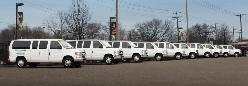 Mobile Studio Vans
