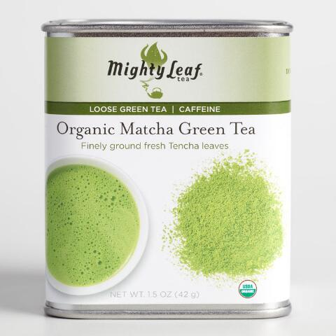 MIGHTY LEAFMATCHA TEA -
