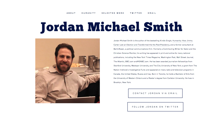 Jordan Michael Smith