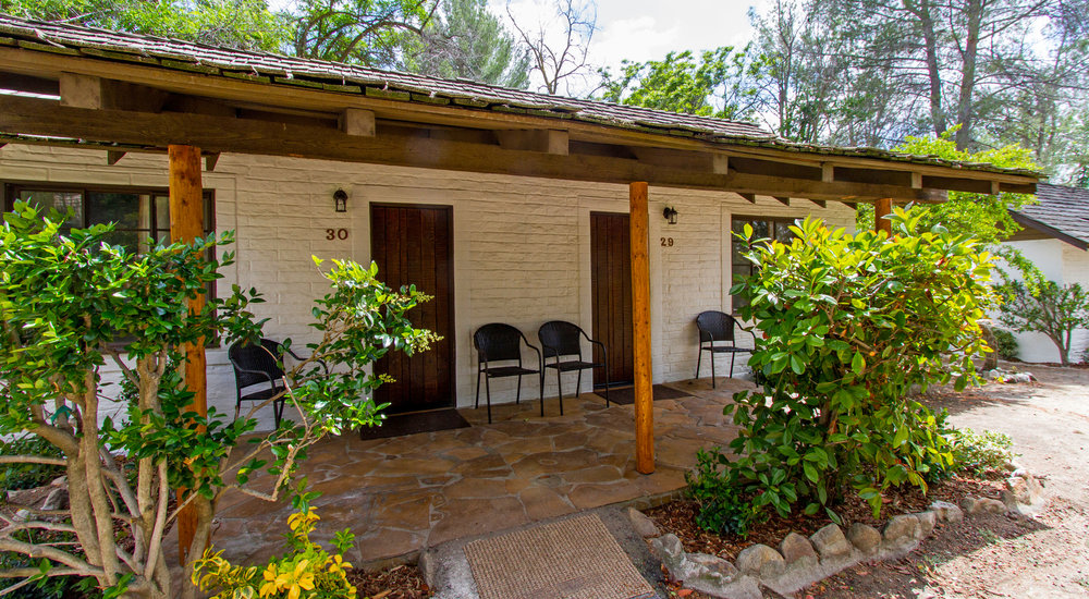 Surrounded by tall oaks, sandstone and granite formations, vast meadows, rugged hills and streams, the cottages at  Warner Springs Ranch Resort  highlight the heritage and simplicity of life in the Old West.