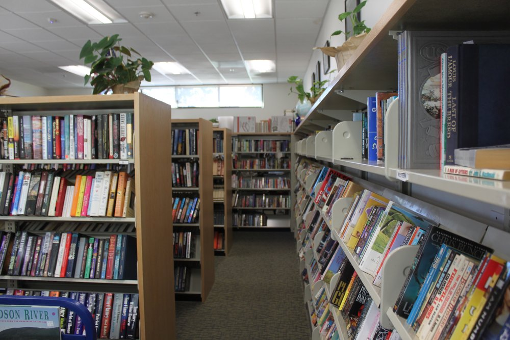 Friends of Ramona Library - Bringing vibrancy to the community.