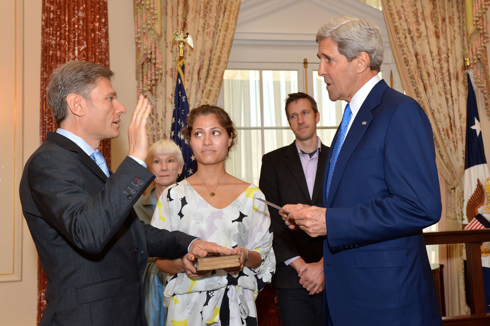 Tom Malinowski John Kerry Confirmation