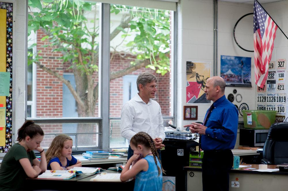 Tom Malinowski Touring School