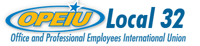 Office & Professional Employees – Local 32