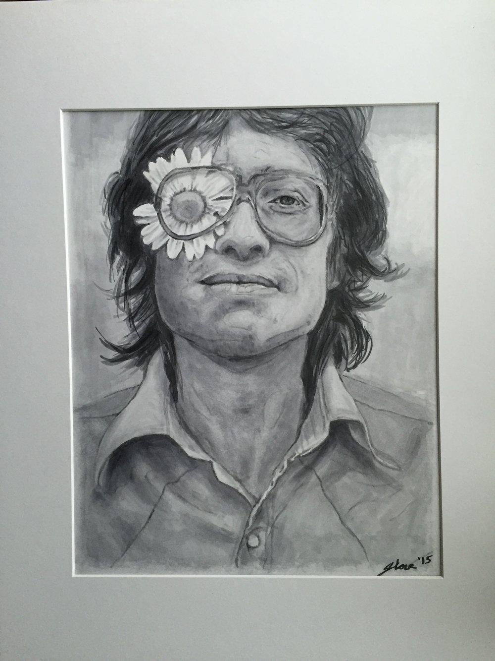 Portrait of Hans Stamer