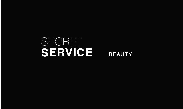 High end Tweezers Brows Secret Service Beauty