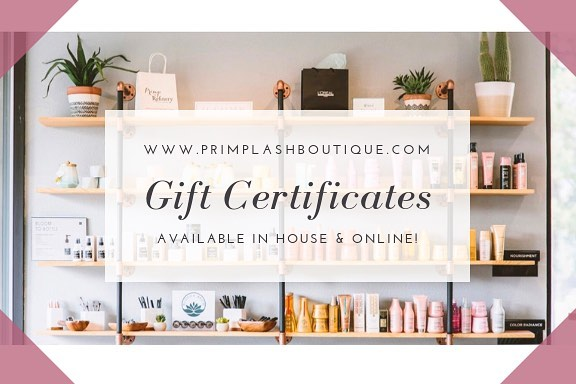 "Need a quick gift but are not sure what to give?  Save your time scouring all over town and give the gift of Primp.  Electronic Gift Cards (E-Gift Cards) are a great way to give the gift of Primp, without the pressure of, ""Would this fit?"" or ""Would they like this scented candle?"" We offer e-gift certificates in any dollar or service amount. Add a custom message card through our secure checkout system to make the special occasion that much more special. Whether you're near or far, Primp is the perfect gift for men and women alike in the Puget Sound."