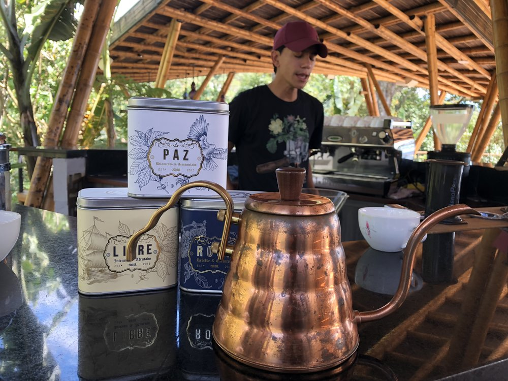 By creating their own coffee label and selling directly to end buyers, La Palma y el Tucán have been able to share more of the value created along the chain with small producers in their region.