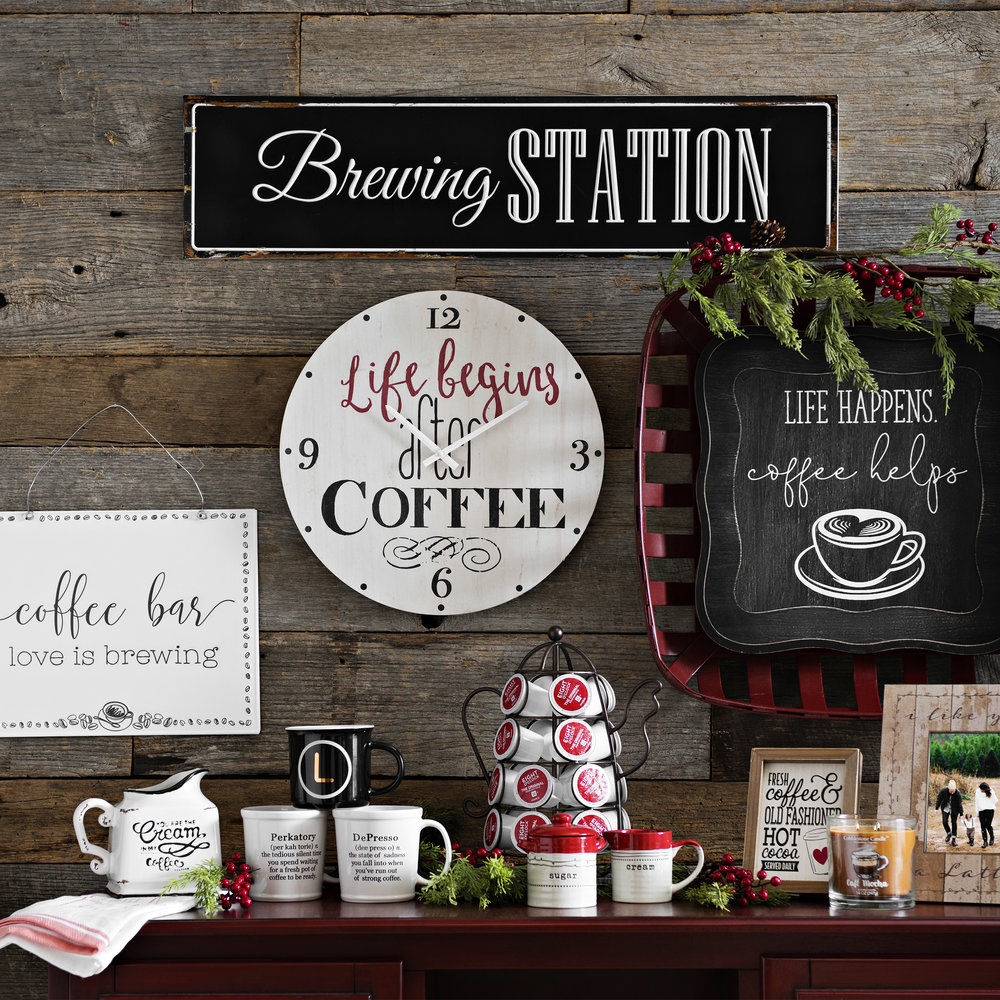 Kirkland's - Coffee and Hot Cocoa Gifts