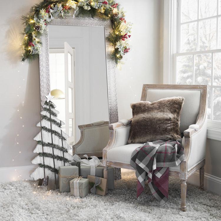 4 Creative Christmas Tree Alternatives — Half Full
