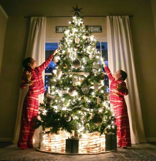 Kirkland's - Christmas Decorations - Our Favorite Looks From You: Christmas Edition €� Half Full