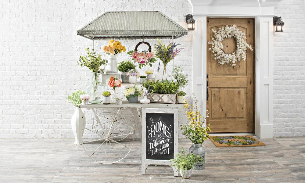Kirkland's - Flower Market