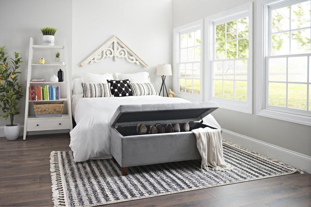 Kirkland's - Bedroom Organization