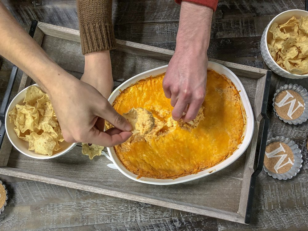 Kirkland's - Buffalo Chicken Dip Recipe