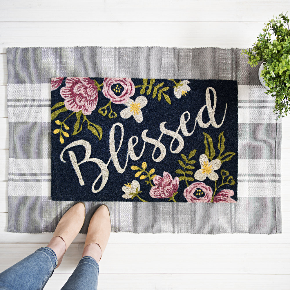 Kirkland's - How To Do More With Your Doormats