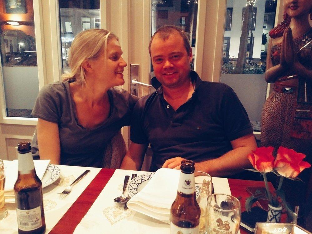 Diederik & Carolien