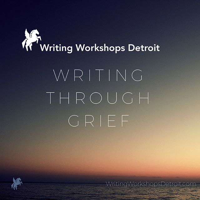 "Writing Through Grief  Sunday, October 14, 2018 - 3:00PM TO 6:00PM  We each experience loss in our own way. For many, writing about the experience of loss—whether that loss is a relationship that ends or the passing of someone very close—can help the bereaved to remember, process, and begin to heal. In this seminar, we will look at how various authors have written about grief, through poetry, essay, and even a short story. We will talk about our own experiences of using writing to get through difficult times, and analyze how we might use creative writing to make personal this universal experience. It is recommended that participants be able to discuss their loss comfortably in a small public setting. In addition, this session will review writing that deals with grief, loss and recovery.  Please note: students will receive a PDF of works to review prior to class.  Instructor Lori Tucker-Sullivan holds an MFA from Spalding University with a concentration in Creative Nonfiction. Her writing has appeared or been anthologized in The Washington Post, The Sun, Now and Then: The Journal of Appalachia, The Detroit Neighborhood Guidebook, Red State Blues, The Cancer Poetry Project, and other publications. Her essay ""Detroit, 2015,"" about her decision to return to Detroit after the death of her husband, appeared in Midwestern Gothic and was nominated for a Pushcart Prize. It was honored as a Notable Essay of 2015 in Best American Essays, 2016. She has taught writing and speaking classes at Wayne State, Oakland University, and Jackson College. Her blog, A Widows Apprenticeship, details life as a young widow. She is currently working on a memoir of her experiences learning about grief from the widows of rock stars and musicians who died young.  Fee: $55 or $40 for former/current students  Lori Tucker-Sullivan, Presenter Sunday, October 14, 2018 - 3:00PM to 6:00PM Seminar meets at Bamboo Detroit at 420 Washington Blvd #301, Detroit, MI 48226  Register: https://www.writingworkshopsdetroit.com/all-classes/  #writingworkshopsdetroit #literarydetroit #creativewriting"