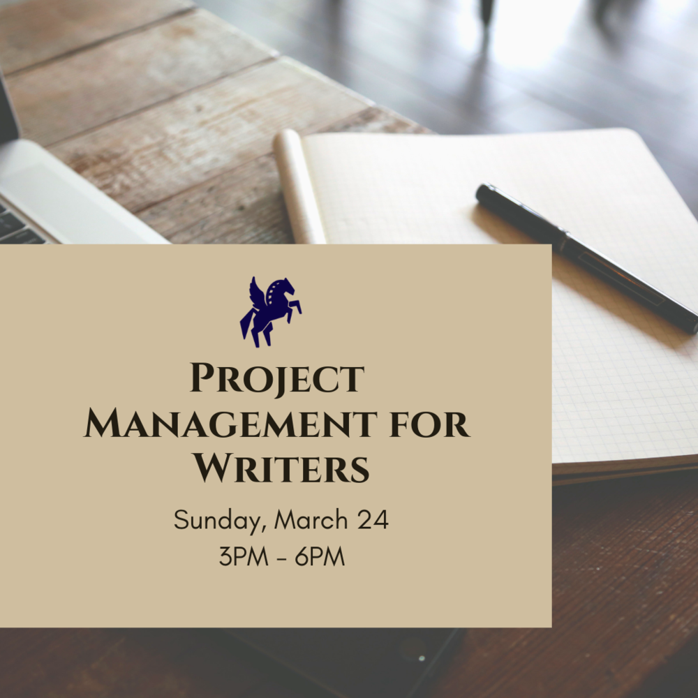 Project Management for Writers