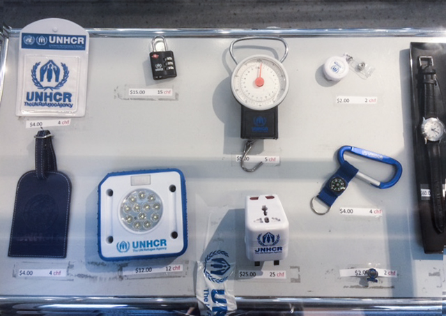 SolarBuddy is part of the UNHCR core relief item kit