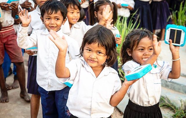 One light, one child, one community at a time... 💡🌟 #illuminatingfutures #solarbuddy #cambodia #thosesmiles #sdgs2030