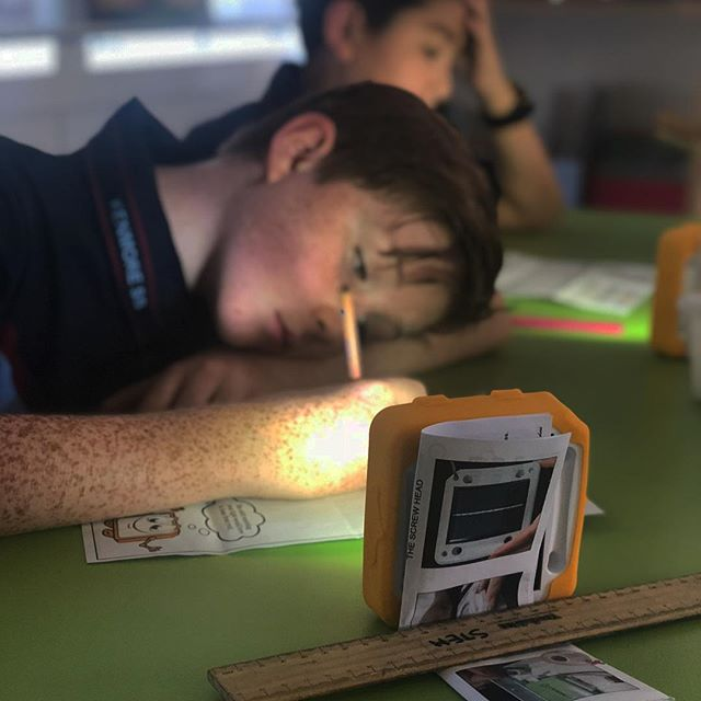 We had a fantastic day with the Year 6's at Kenmore State School today. STEM teacher Mrs Asmar, wanted to introduce SolarBuddy to her students as a great way to show them how STEM can be applied to do good in the world and help others in need. This is our second year of partnership with the school and were excited that the school have committed to Year 3 in 2020! #schools #partnership #education #stem #sustainability #solarbuddy #illuminatingfutures