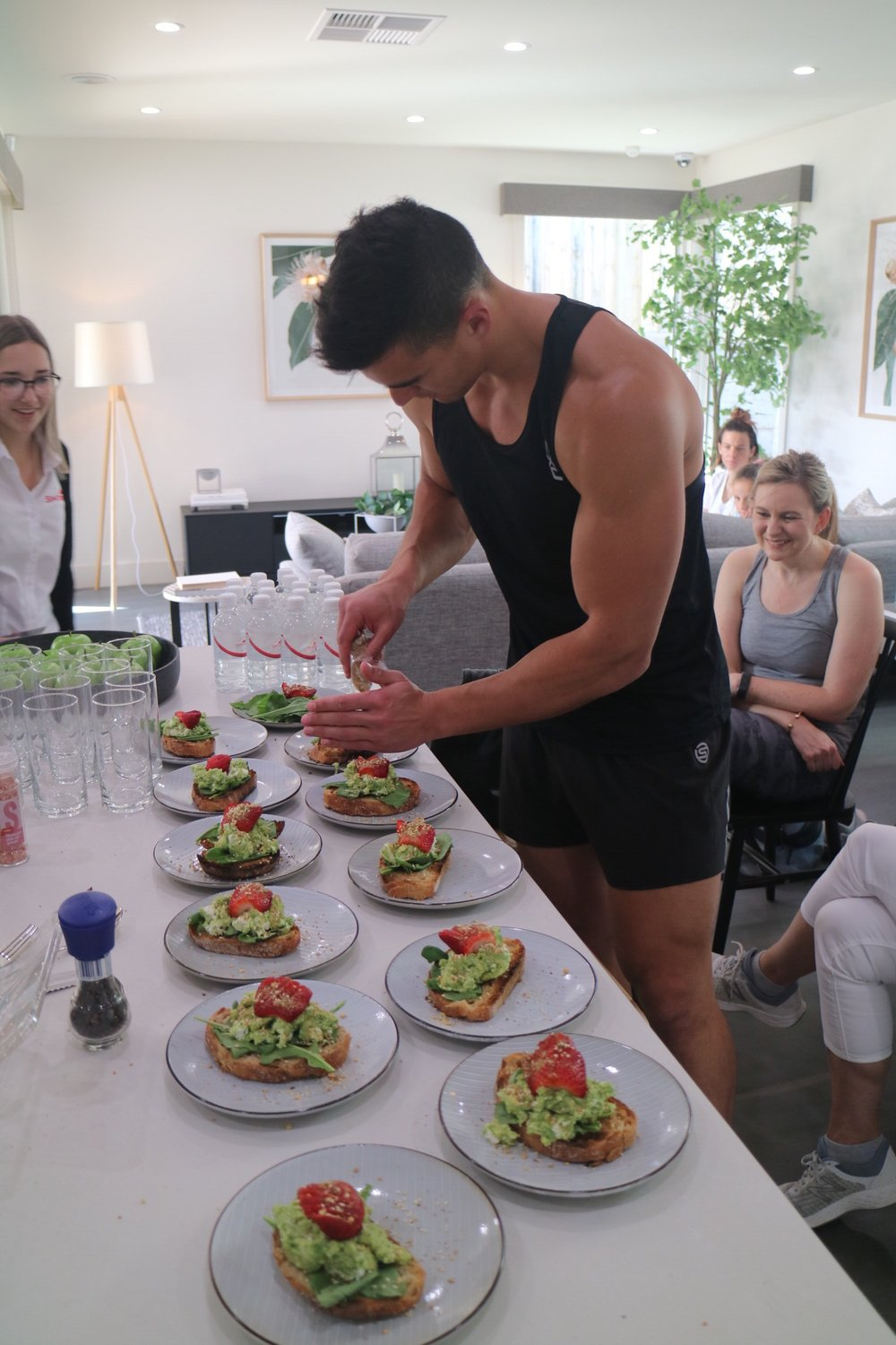 Simonds Homes 'Crunch & Brunch' Workshops