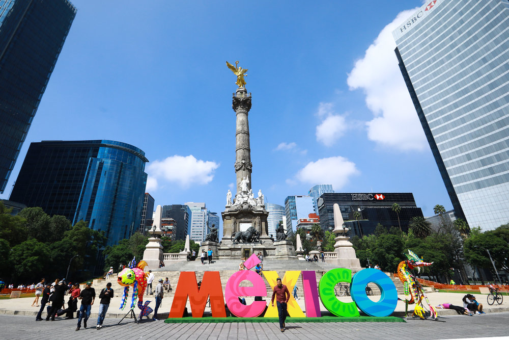 2018 TELCEL CdMx Marathon, August 26, 2018 in Mexico City, Mexico. Photo Credit: Getty Images para INDEPORTE