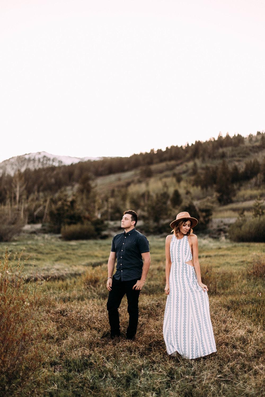 Ashley + Jake | Lake Tahoe, NV