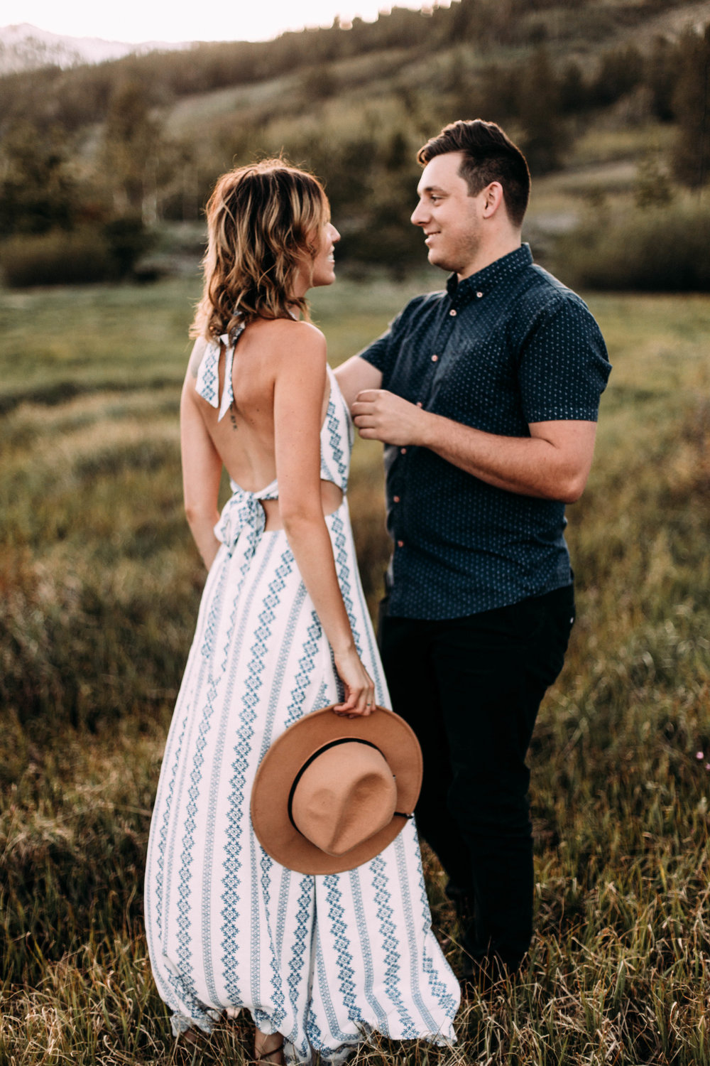 Ashley + Jake | Lake Tahoe, NV