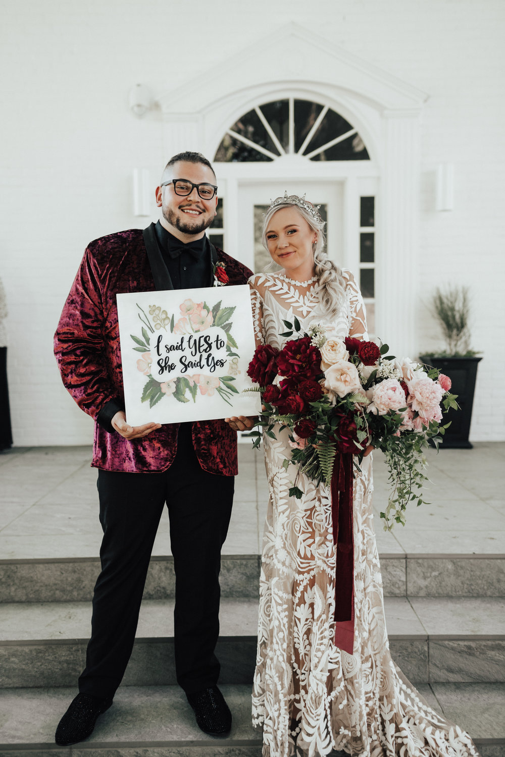 The Moreno Wedding | Style with Ash