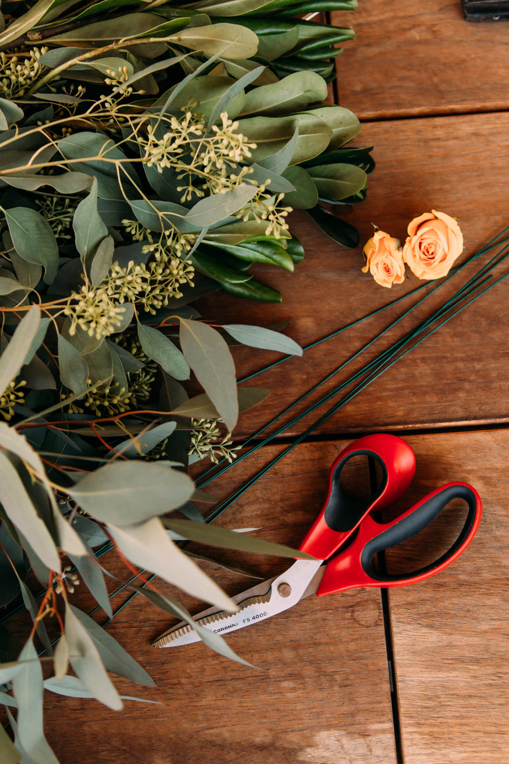 DIY Garland | Fall Party Ideas | Style with Ash