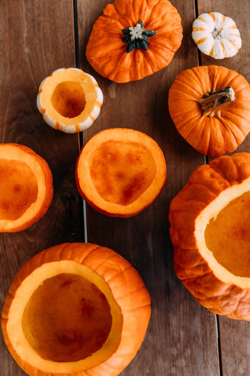 DIY Pumpkin Bowls | Fall Party Ideas | Style with Ash