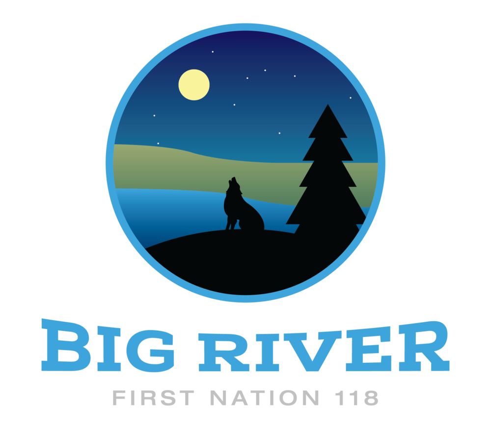 Big River First Nation logo