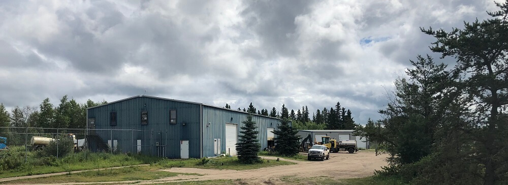 Operation & Maintenance Department Big River First Nation