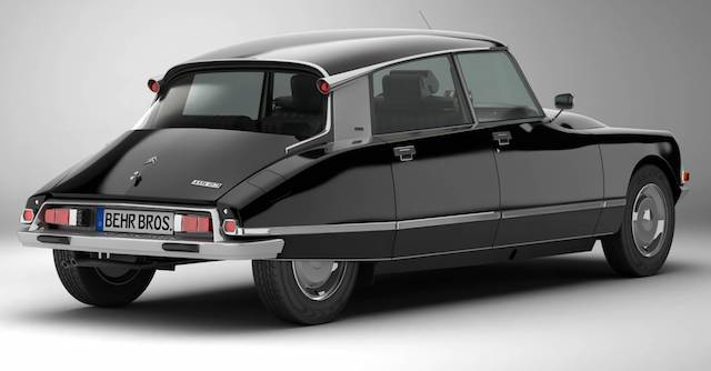 The Citroen DS