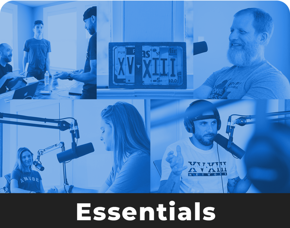 $300 / Per Episode - 1 Hour of Studio TimeRaw Audio FilesIn-Studio Audio EngineerIntro/Outro EditingIn-Studio PhotographerShared Folder for Edited Photos(5) Promotional Graphics for Social Media