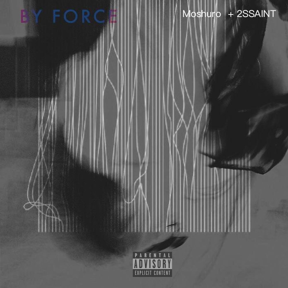 Moshuro (feat. 2SSAINT) - By Force - Produced by Moshuro Lyrics & vocals - 2SSAINT Drums - Dan FernandezMixed by MoshuroRecorded at Moshuro StudiosMastered by Adam Boose (Cauliflower Audio)Single Artwork by 2SSAINT