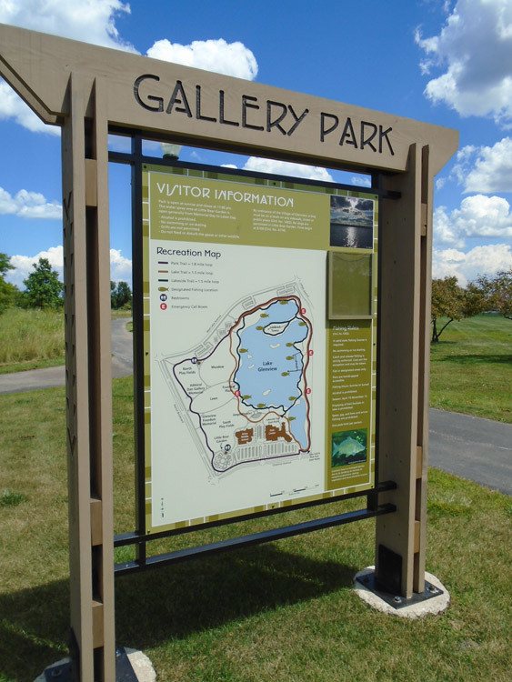 Close to Glenview and State Recreational Parks