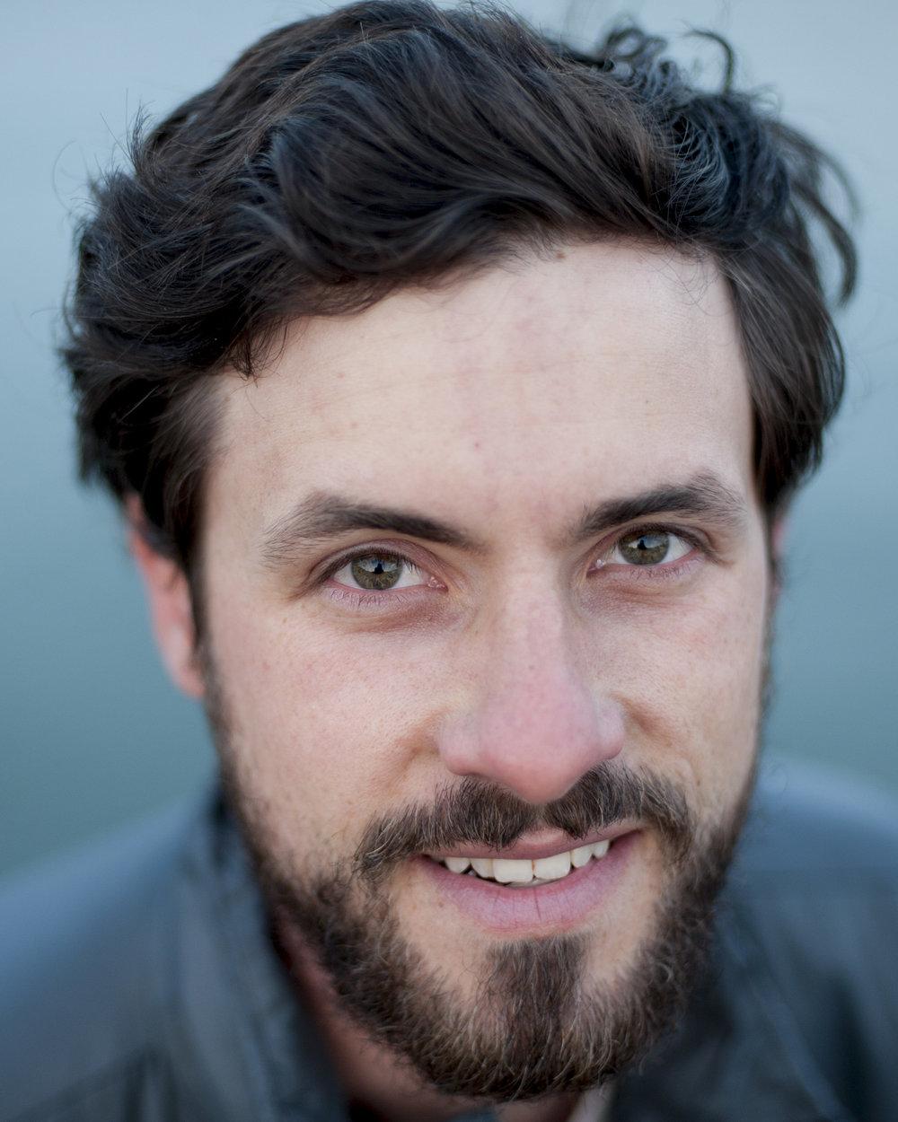 Adam Long Actor Headshot