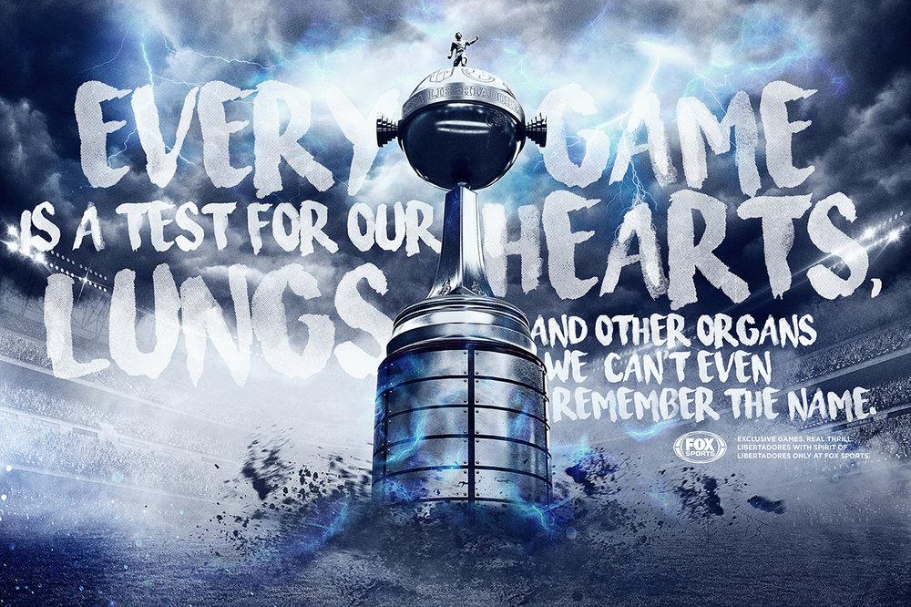 Todo jogo é um teste para nossos corações, pulmões e outros órgãos que a gente nem lembra o nome.