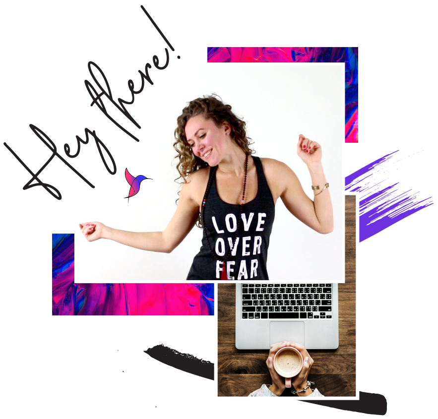 I'm Anjana, your designer. - I want to hear your story, your mission, your vision. The world needs your work. Let's make magic together.