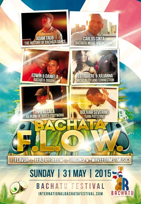 Bachata F.L.OW. Festival BACHATU