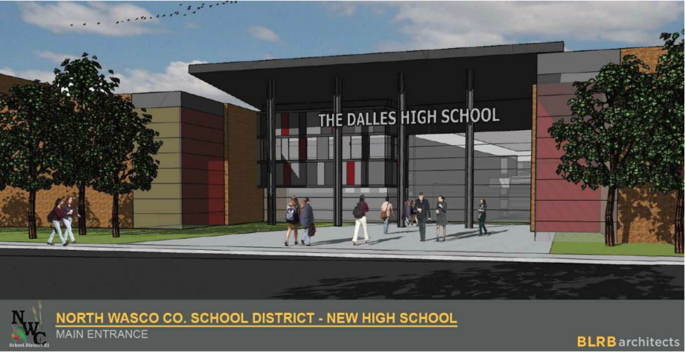 Our Vision - Over the next 20 years we will replace four aging and declining schools in the North Wasco School District with safe, secure and healthy campuses that are timeless, maintainable, student-centered, serve as a community resource and are a welcoming and beautiful source of community pride.