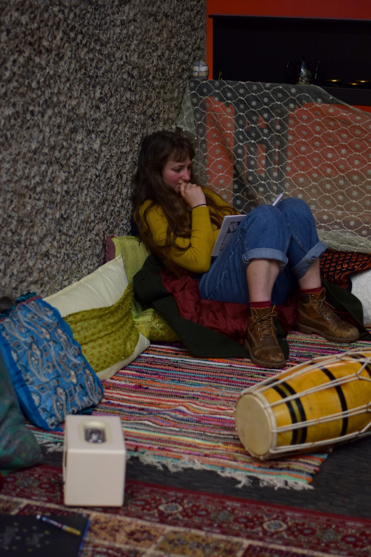 Rawalpindi Nights, featuring  Joe Fear 's work