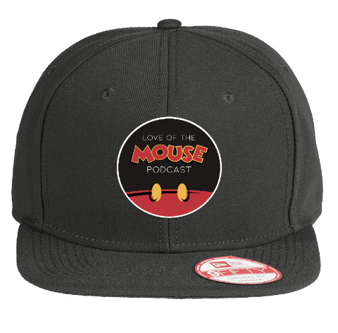 Love of the Mouse New Era Original Fit Flat Bill Snapback Hat ($17.95)