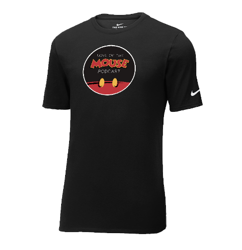 Love of the Mouse Podcast Nike Core Cotton Tee ($24.95)